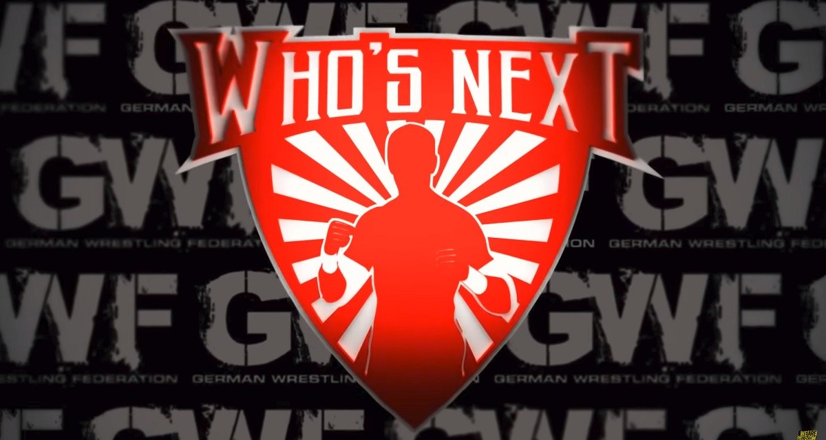 GWF Who's Next S02 E12
