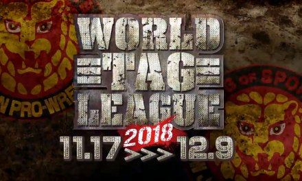 NJPW World Tag League 2018 – Night One (November 17, 2018)