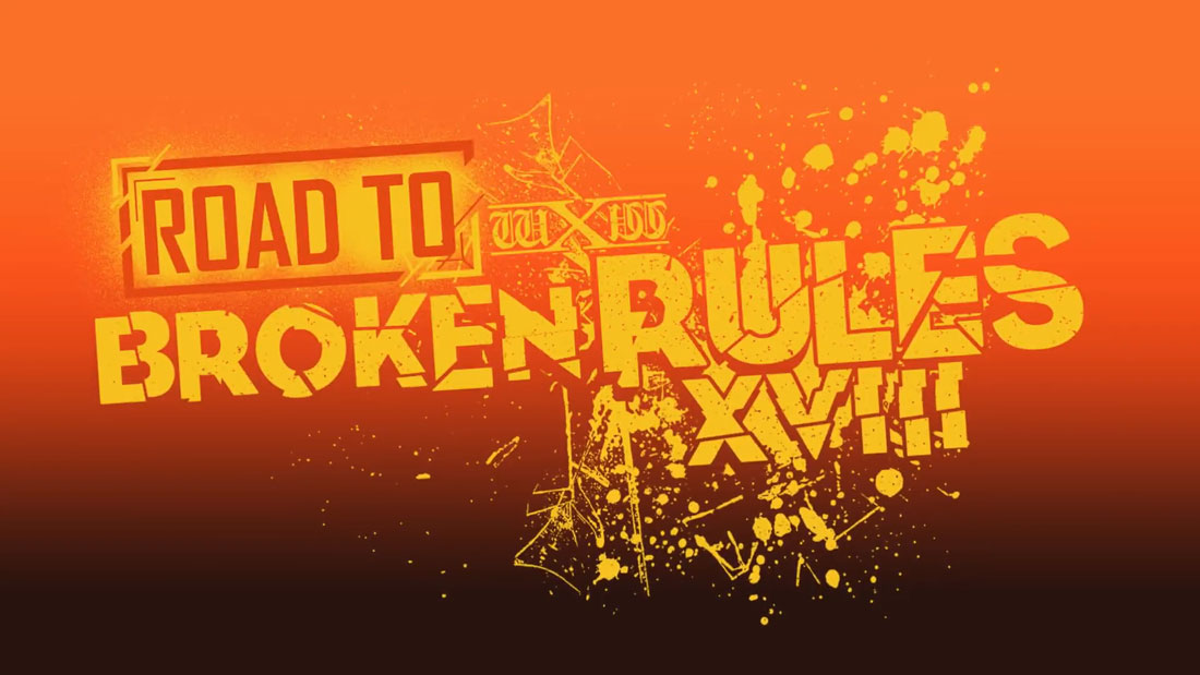 wXw Road to Broken Rules 2018 (October 27, 2018)