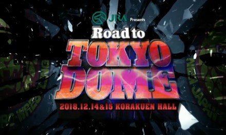 NJPW Road to Tokyo Dome – Night One (December 14, 2018)