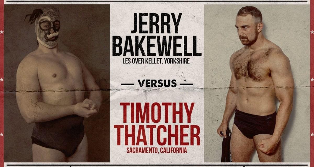 Match Review: Jerry Bakewell vs. Timothy Thatcher (Head Drop) (December 16, 2018)