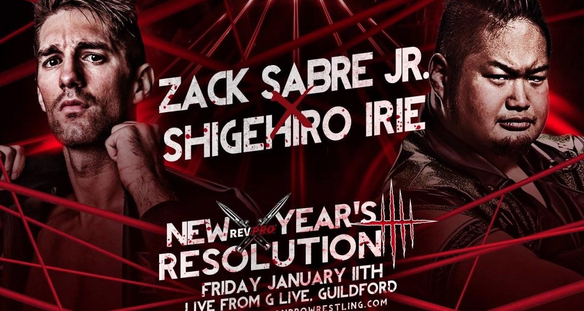 Revolution Pro Wrestling New Year's Resolution (January 11, 2019)