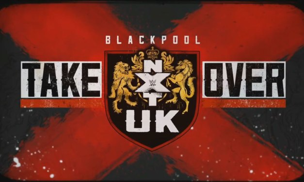 WWE NXT UK Takeover: Blackpool (January 12, 2019)