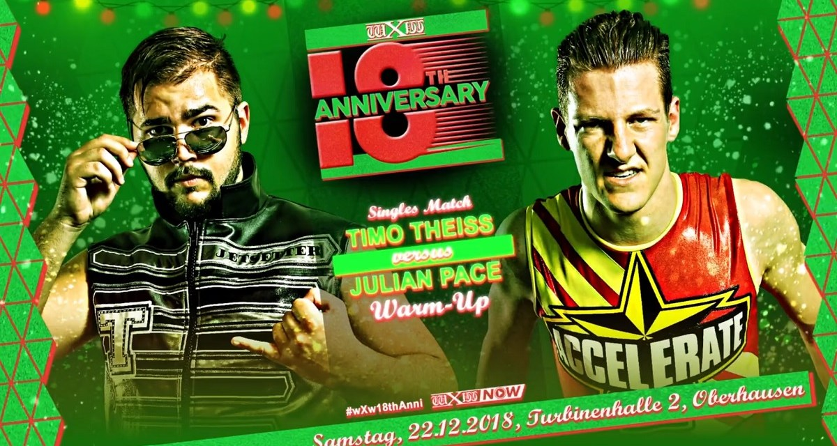 Match Review: Julian Pace vs. Timo Theiss (wXw 18th Anniversary) (December 22, 2018)