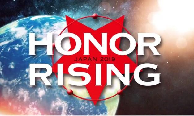 NJPW Honor Rising: Japan 2019 – Night One (February 22, 2019)