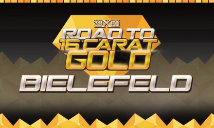 wXw Road to 16 Carat Gold: Bielefeld (February 16, 2019)