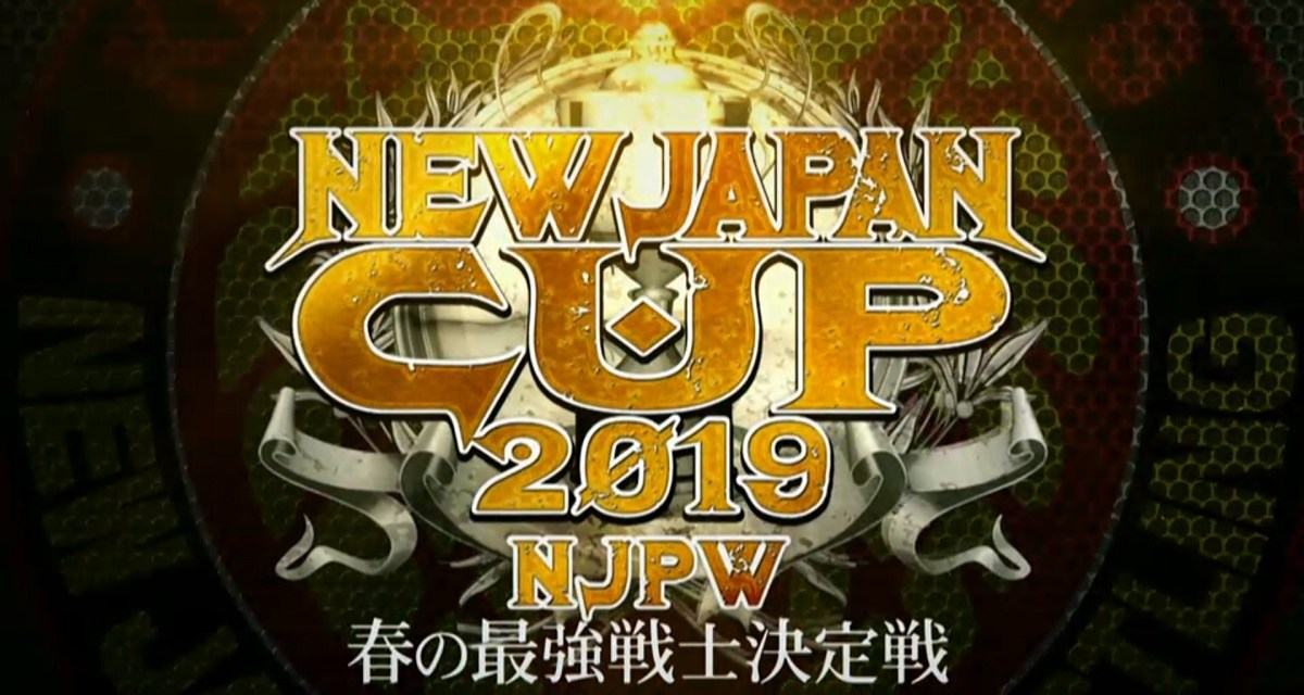 NJPW New Japan Cup 2019 – Night One (March 08, 2019) (Tournament Matches Only Edition)