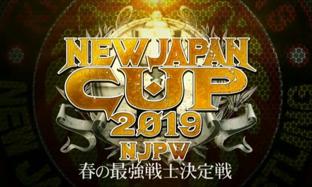 NJPW New Japan Cup 2019 – Night Ten (March 21, 2019) (Tournament Matches Only Edition)