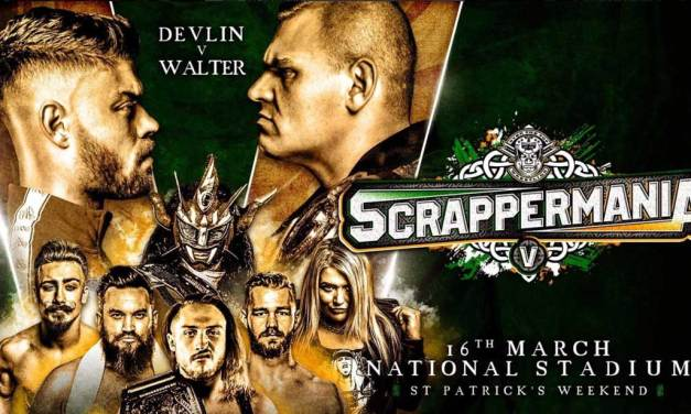 OTT ScrapperMania V (March 16, 2019)