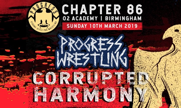 PROGRESS Chapter 86: Corrupted Harmony (March 10, 2019)
