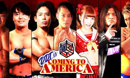 DDT Is Coming to America (April 04, 2019)