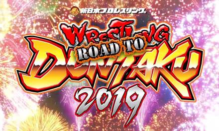 NJPW Road to Wrestling Dontaku 2019 – Night Twelve (May 01, 2019)
