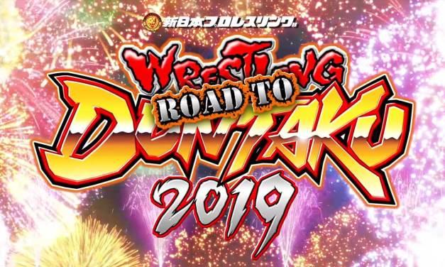 NJPW Road to Wrestling Dontaku 2019 – Night Seven (April 23, 2019)