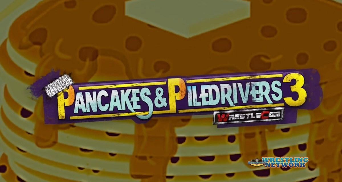 The Wrestling Revolver Pancakes & Piledrivers 3 (April 06, 2019)