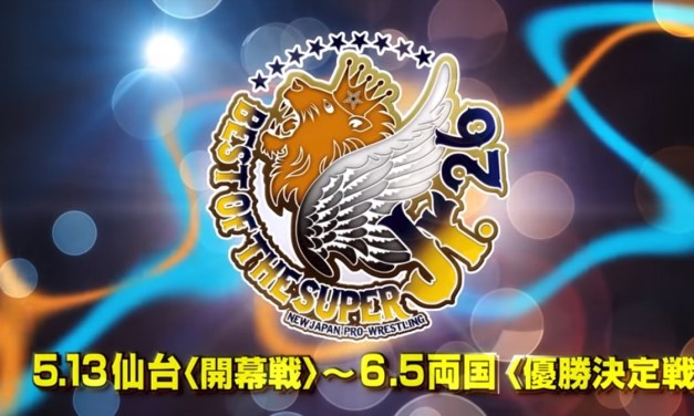 NJPW Best of the Super Junior 26 – Night Five (May 18, 2019)