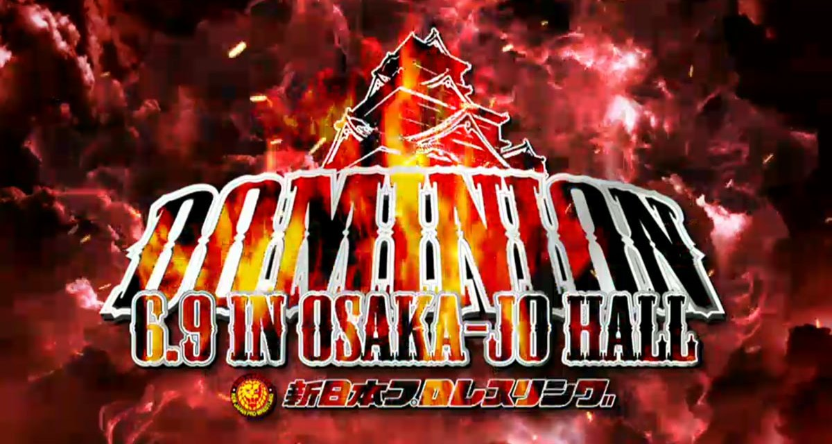 NJPW Dominion 6.9 in Osaka-Jo Hall (June 09, 2019)
