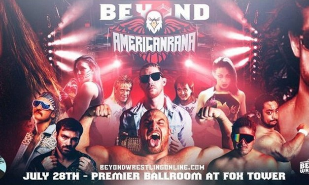 Beyond Wrestling Americanrana 2019 (July 28, 2019)