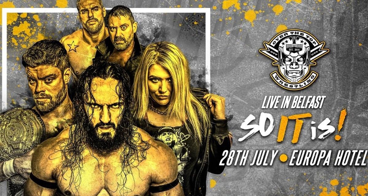 OTT Live In Belfast: So It Is! (July 28, 2019)