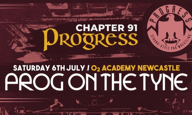 PROGRESS Chapter 91: Prog On The Tyne (July 06, 2019)