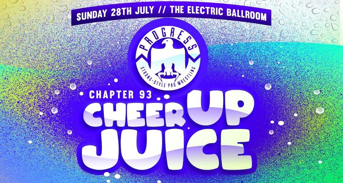 PROGRESS Chapter 93: Cheer Up Juice (July 28, 2019)
