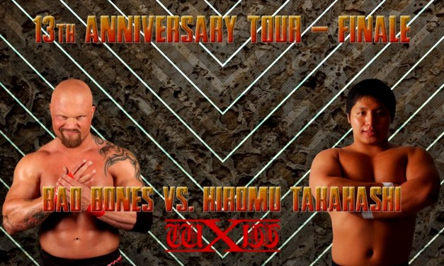 Match Review: Bad Bones vs. Hiromu Takahashi (wXw 13th Anniversary Tour Finale) (November 30, 2013)