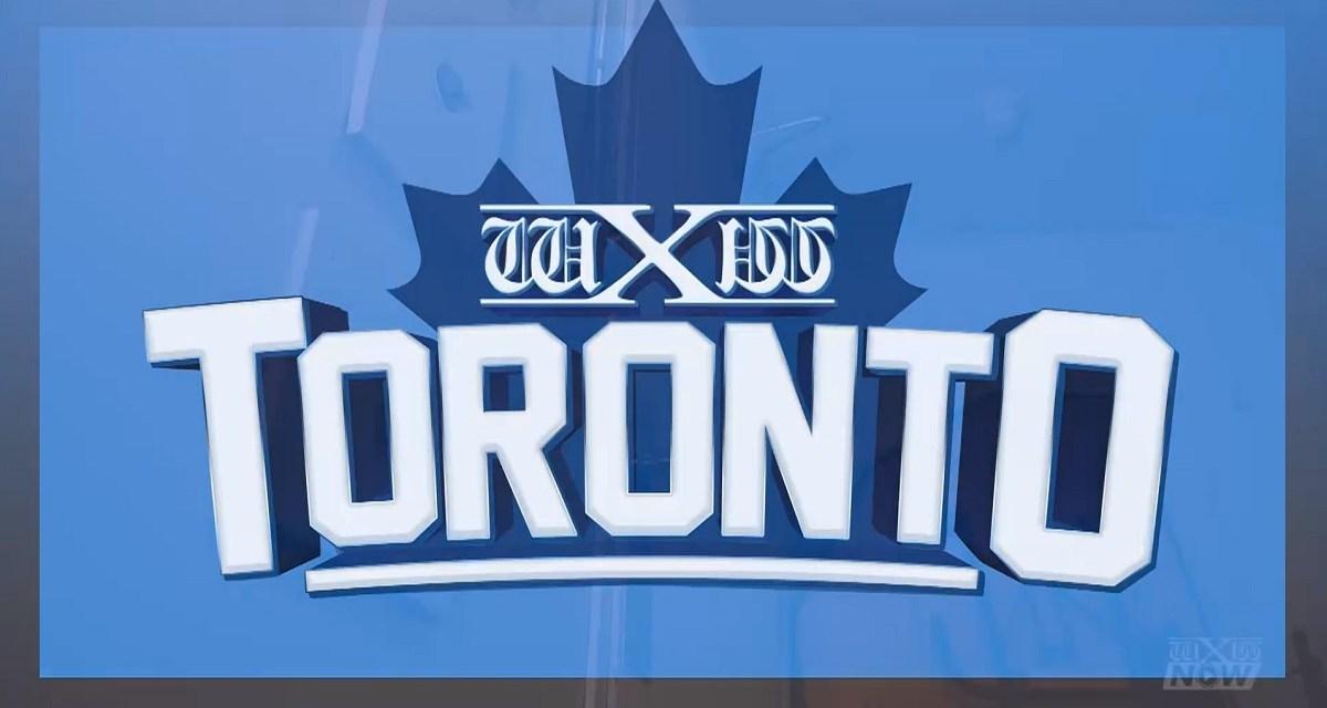 wXw Toronto (August 09, 2019)