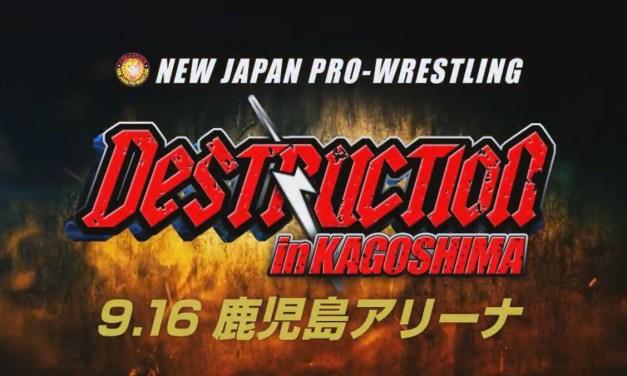 NJPW Destruction in Kagoshima (September 16, 2019)