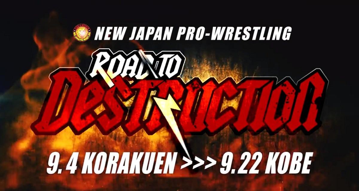 NJPW Road to Destruction – Night One (September 04, 2019)