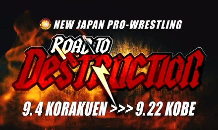 NJPW Road to Destruction – Night Three (September 06, 2019)