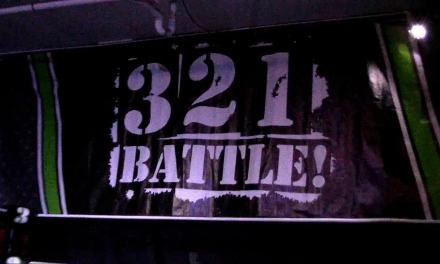 Match Review: Daniel Makabe vs. Alex Zayne (3-2-1 BATTLE! Horror Business 2019) (October 18, 2019)