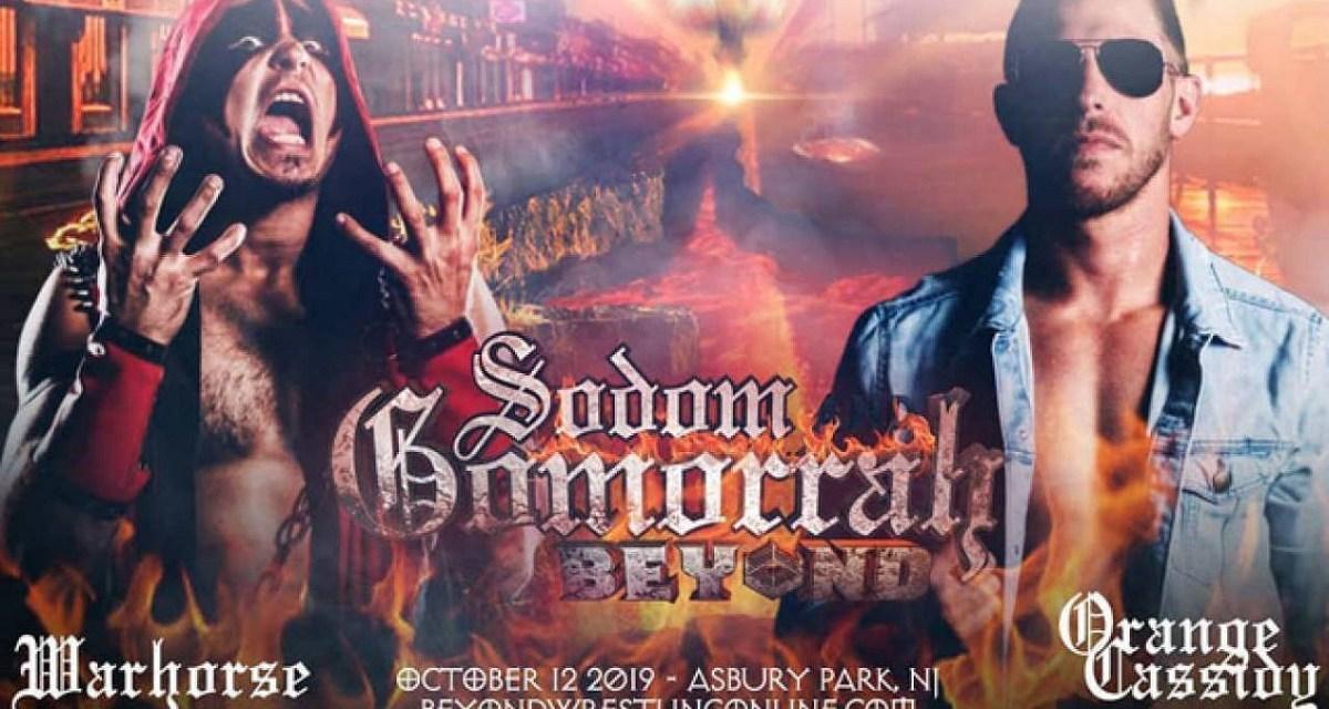 Beyond Wrestling Sodom and Gomorrah (October 12, 2019)