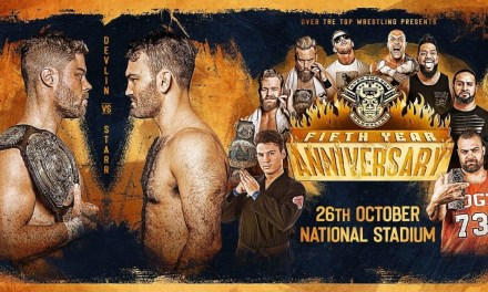 OTT Fifth Year Anniversary (October 26, 2019)