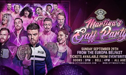 OTT Martina's Gaff Party 2019 (September 29, 2019)