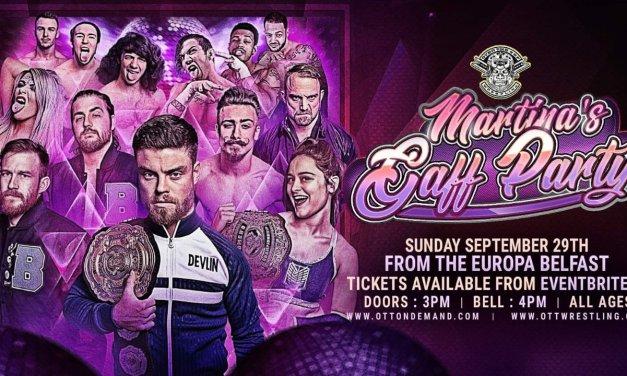 OTT Martina's Gaff Party 2019 (September 29, 2019)