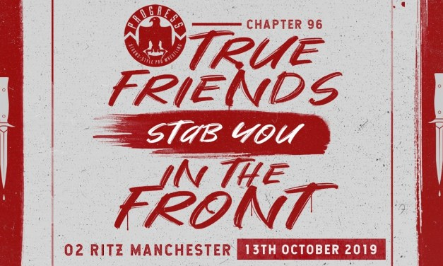 PROGRESS Chapter 96: True Friends Stab You In The Front (October 13, 2019)