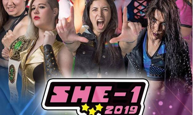 Pro Wrestling EVE SHE-1 Series 2019 Preview