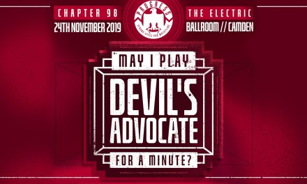 PROGRESS Chapter 98: May I Play Devils Advocate For A Minute? (November 24, 2019)
