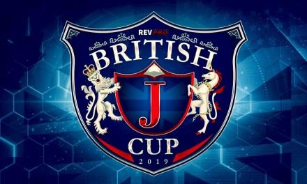 Revolution Pro Wrestling British J Cup 2019 (November 24, 2019)