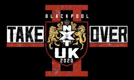 WWE NXT UK Takeover: Blackpool 2 (January 12, 2020)