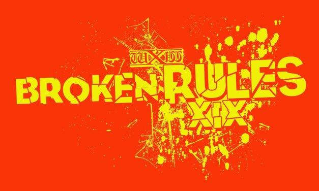 wXw Broken Rules XIX (November 09, 2019)