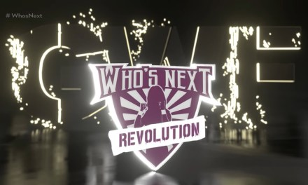 GWF Who's Next Revolution E01