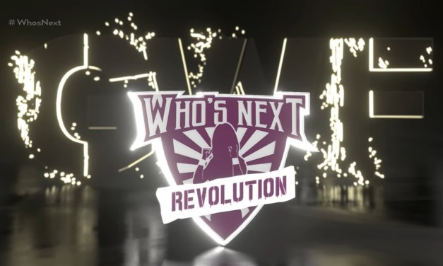 GWF Who's Next Revolution E06