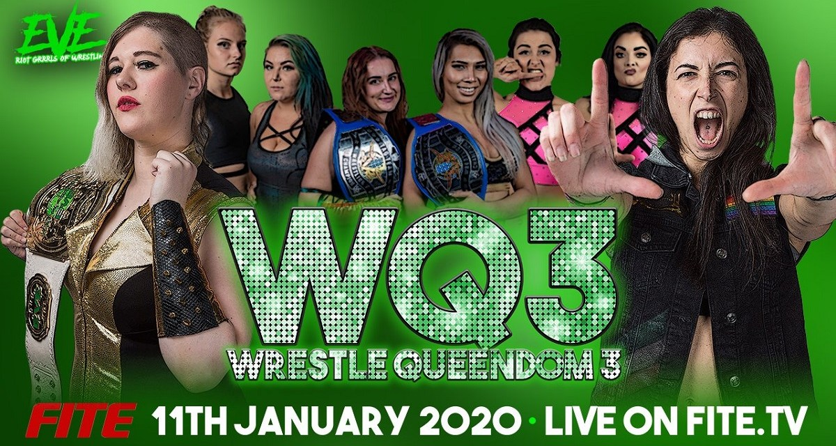 Pro Wrestling EVE WrestleQueendom 3 – VOD-only Matches (January 11, 2020)