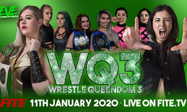 Pro Wrestling EVE WrestleQueendom 3 (January 11, 2020)