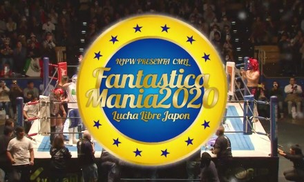 NJPW Fantasticamania 2020 – Night Eight (January 20, 2020)