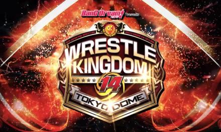 NJPW WrestleKingdom 14 – Night Two (January 05, 2020)