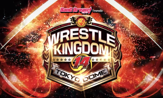 NJPW WrestleKingdom 14 – Night One (January 04, 2020)