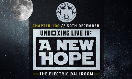 PROGRESS Chapter 100: Unboxing Live IV – A New Hope (December 30, 2019)