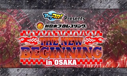NJPW The New Beginning in Osaka (February 09, 2020)