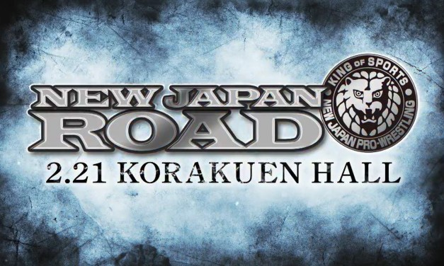 NJPW New Japan Road 2020 – Night Two (February 21, 2020)